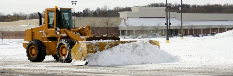 Commercial Snow Removal in Ellicott City, Sykesville, West Friendship